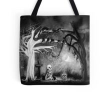rest in expectation Tote Bag