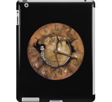 Counting Out Time iPad Case/Skin