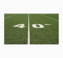 Football Field Forty Kids Clothes