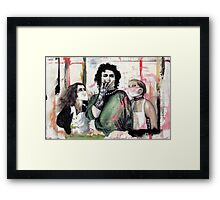The Rocky Horror Picture Show Framed Print