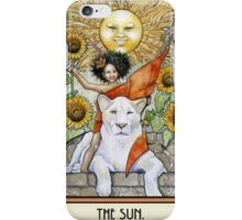 The Sun iPhone Case/Skin