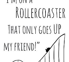The Fault in Our Stars Rollercoaster by totallybuggin