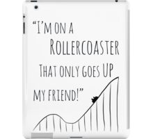 The Fault in Our Stars Rollercoaster iPad Case/Skin