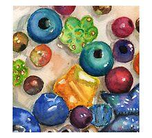 Beads II by Amy-Elyse Neer
