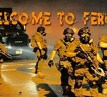 Welcome to Ferguson by EyeMagine