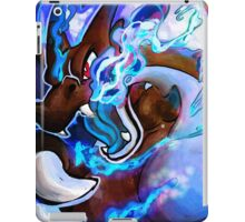 MEGA EVOLUTION! Charizard X  iPad Case/Skin
