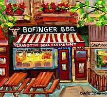 BOFINGER STEAKHOUSE N by Carole  Spandau