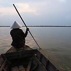 Tonle Sap - Kompong Luong, Cambodia by Alex Zuccarelli