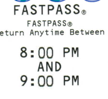 Ariel's Undersea Adventure- Fastpass Sticker