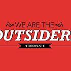 The Outsiders by debaroohoo