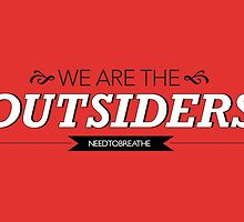 The Outsiders by debaroohoo