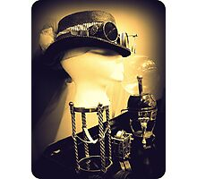 Steampunk Display 1.2 Photographic Print