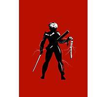 Raiden [Metal Gear Rising] Photographic Print