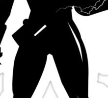 Raiden [Metal Gear Rising] Sticker