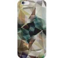 Abstract Grunge Triangles iPhone Case/Skin