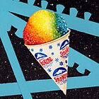Snow Cone by Kelly  Gilleran