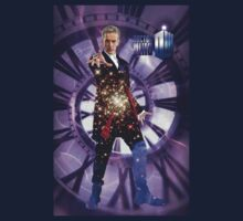Galactic Peter Capaldi by bplavin