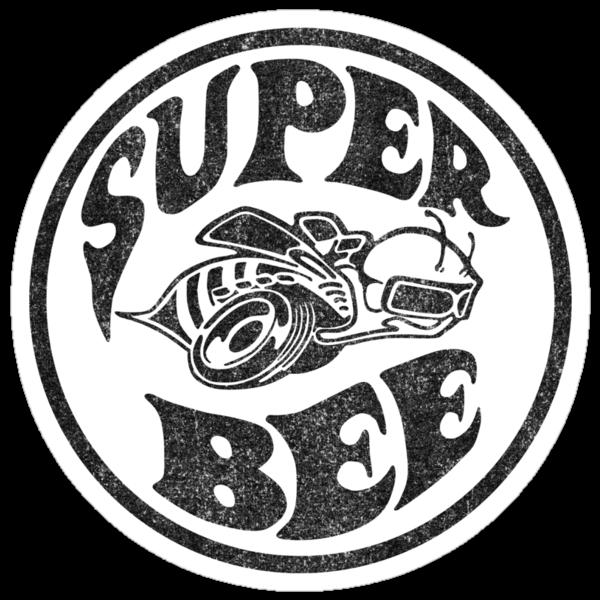 Super Bee Vintage Black by Deadscan