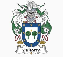 Guitarra Coat of Arms (Spanish) by coatsofarms