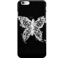 Dr.Lamb's Handprint Butterfly iPhone Case/Skin