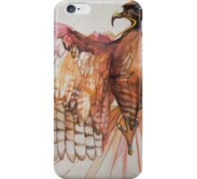 hawk I iPhone Case/Skin