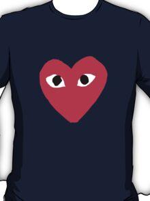 Comme des Garcon - Large/Center T-Shirt