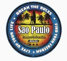 Sao Paulo Brazil by 3vanjava