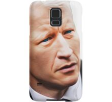 """These Eyes are A National Treasure"" [ Anderson Cooper ] Samsung Galaxy Case/Skin"