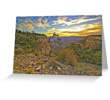 """Grand Morning"" Greeting Card"