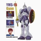 YMS-14 Gyan keep strong and love by benyuenkk