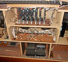 The Organ's Guts by BlueMoonRose