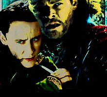Thorki  by MischievousMnst