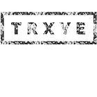 TRXYE - White, Black & Grey Flower Print by erinoxnam