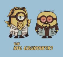 The Big Gruboswki Kids Clothes