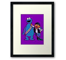 Scruffy Looking Smuggers Framed Print