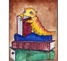 Devoured by Bookworms by Nocturnarwhal