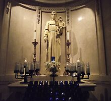 St. Joseph at Basilica of Saint Mary by TScottAdams