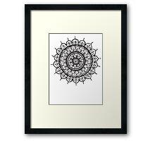Mandala 2 Framed Print