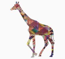 Giraffe- Because the Internet  by Chasingbart