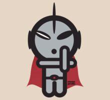 Monoprotic - Ultraman by cmyk1219