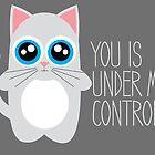 Hypnotic Cat by PolySciGuy