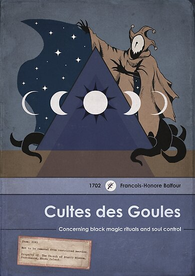 Cultes des Goules by waitsingraves