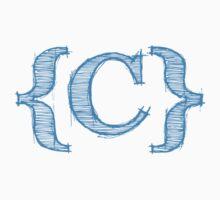 C Programming Logo T-Shirt