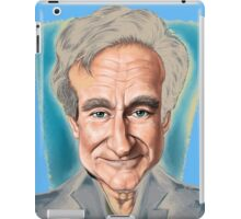 The Last Tribute for Robin Williams iPad Case/Skin