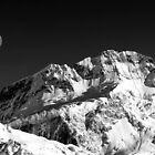 Mt Sefton 2 by Charles Kosina