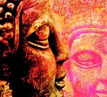 Buddha IV by artsandsoul