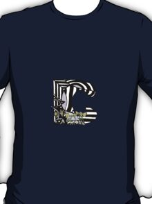 Tangled C T-Shirt