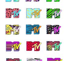 MTV Logos by necrophile