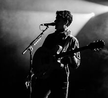 Ezra Koenig - Vampire Weekend by Phil K