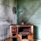 21.8.2014: Old, Rusty Stove by Petri Volanen